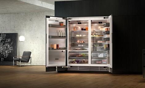 refrigeraci n gaggenau. Black Bedroom Furniture Sets. Home Design Ideas
