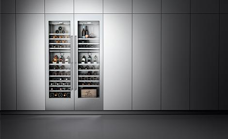 Gaggenau Kühlschrank Side By Side cooling gaggenau