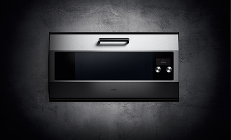 Fours caf gaggenau - Four encastrable gaggenau porte laterale ...