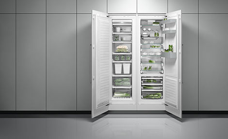 Gaggenau Kühlschrank Side By Side kühlen gaggenau